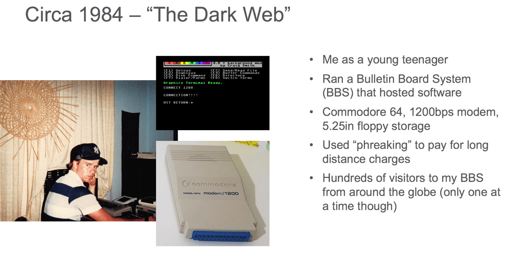 There's a place that is scarier than the Dark Web - Netskope
