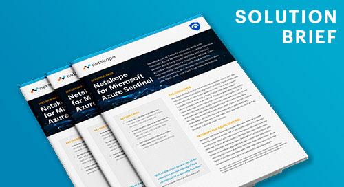 Netskope pour Microsoft Azure Sentinel
