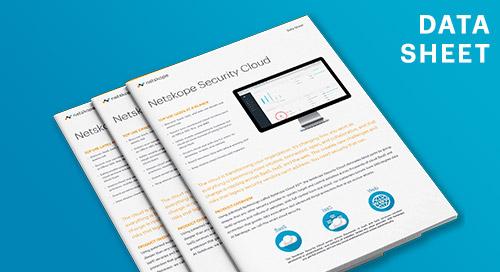 Netskope Security Cloud Platform
