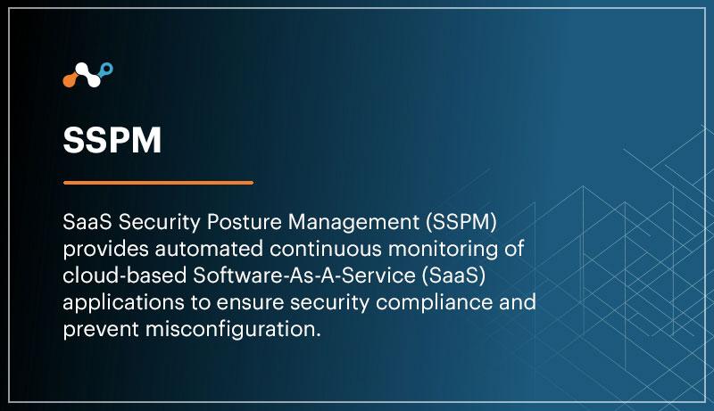 SSPM definition